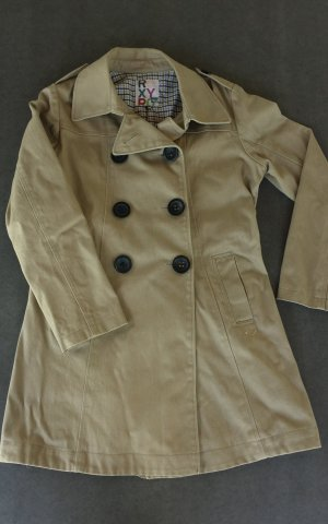 Roxy Damen Mantel Trenchcoat Windbreaker Quicksilver Parka Übergangsjacke Size M