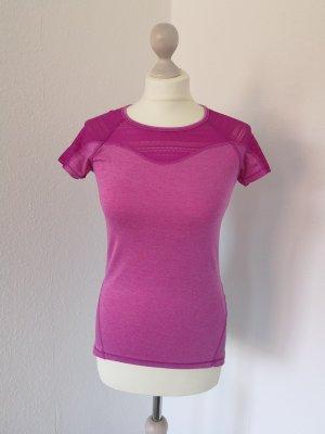 Roxy Fitness Shirt Funktionsshirt Sport Gr. S 34 36