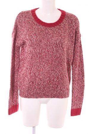 Roxy Grobstrickpullover meliert Casual-Look
