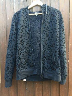 Roxy Jersey con capucha negro-gris antracita