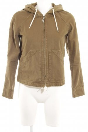 Roxy Kapuzenjacke grafisches Muster Casual-Look