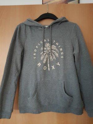Roxy Capuchon sweater grijs