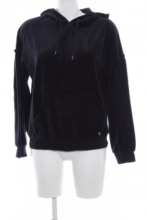 Roxy Hooded Sweatshirt black casual look