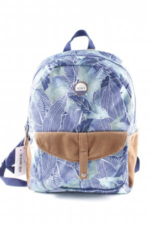 Roxy Kindergarden Backpack floral pattern beach look