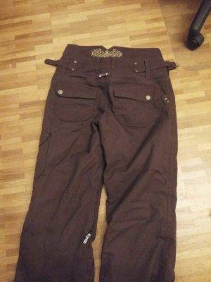 Roxy Snow Pants dark brown