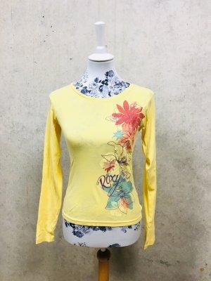 ROXY Longsleeve langarm t-Shirt Pullover S 46