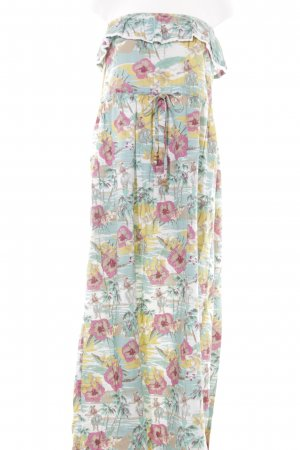 Roxy Maxikleid florales Muster Beach-Look
