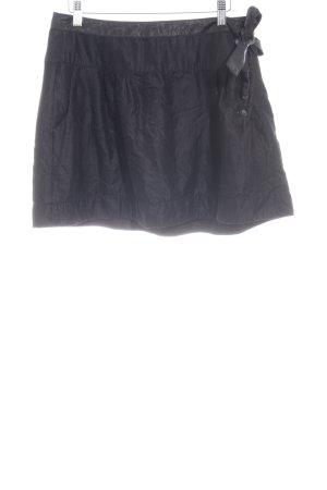 Roxy Minirock schwarz Casual-Look