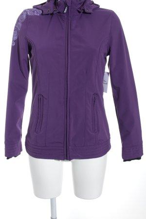 Roxy Veste d'extérieur violet-violet style athlétique