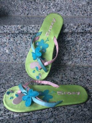 Roxy Sandalen Schmetterling