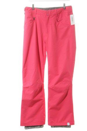 Roxy Snow Pants magenta casual look