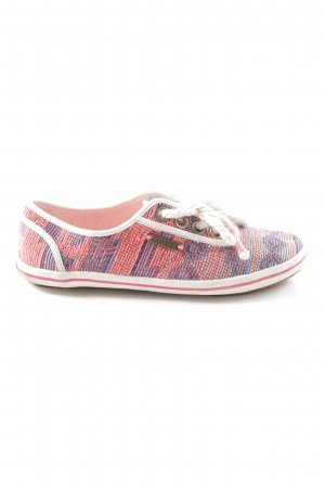 Roxy Schnürschuhe grafisches Muster Casual-Look