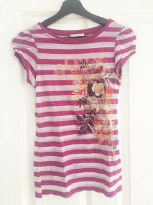 Roxy, Shirt, T-Shirt, Streifen, S