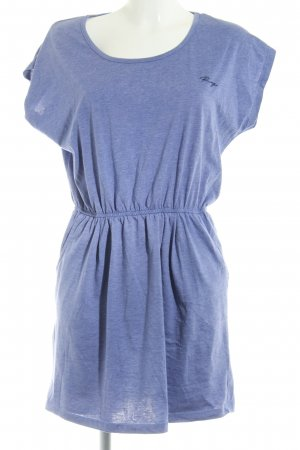 Roxy Shirt Dress grey violet casual look
