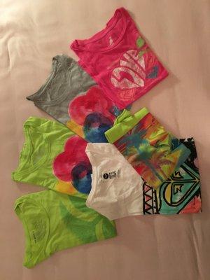 Roxy Shirts verschiedene Farben
