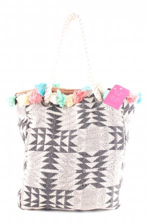 Roxy Shopper Aztekenmuster Beach-Look