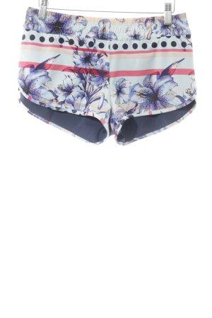Roxy Shorts Blumenmuster sportlicher Stil