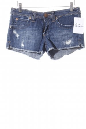 Roxy Shorts dunkelblau Jeans-Optik