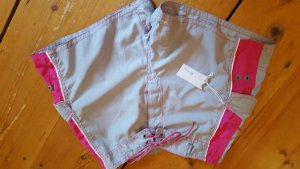 Roxy Swimming Trunk silver-colored-pink