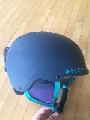 Roxy Snowboardhelm blau