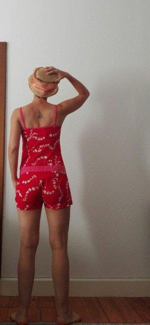 Roxy Jumpsuit rood