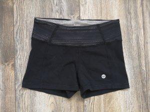 Roxy Sportshorts Tights Shorts Gr. S XS Fitness schwarz