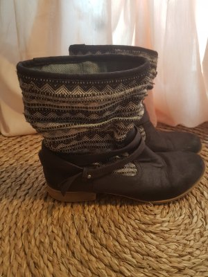 Roxy Chelsea laarzen veelkleurig Textielvezel