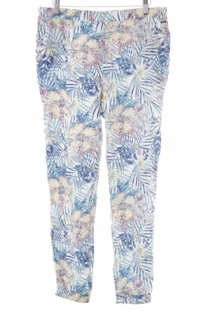 Roxy Stoffhose florales Muster Beach-Look