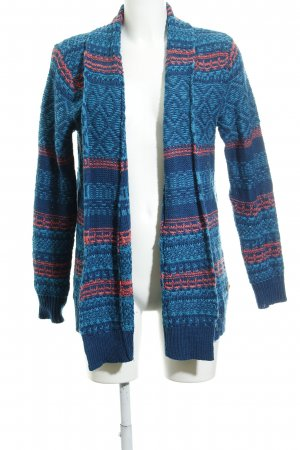 Roxy Strick Cardigan grafisches Muster Casual-Look