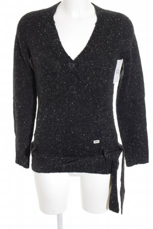 Roxy Strickpullover meliert Casual-Look