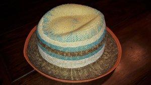 Roxy Cappello di paglia marrone-azzurro