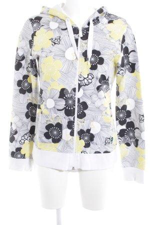 Roxy Sweatjacke florales Muster Casual-Look