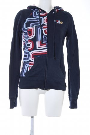 Roxy Sweat Jacket graphic pattern athletic style