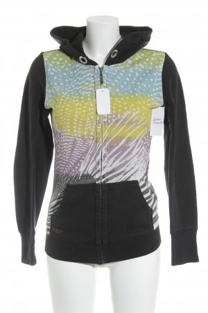 Roxy Sweatjacke Mustermix Casual-Look