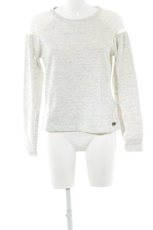Roxy Sweatshirt meliert Casual-Look