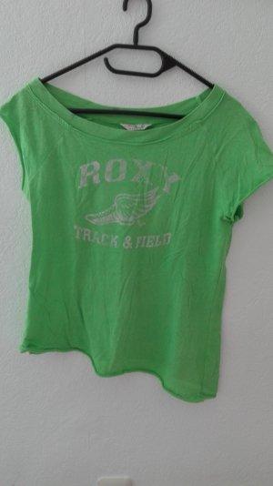 Roxy T-Shirt 40 M track & field hellgrün