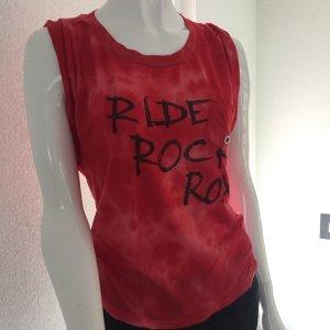 Roxy T- Shirt Gr. S - Rot - Sommer SALE