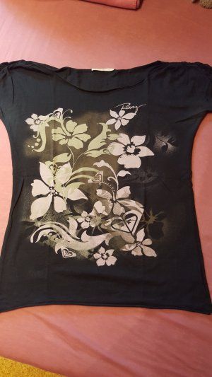 Roxy t-Shirt mit Blumenmuster Größe L