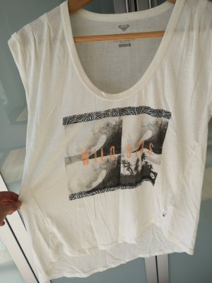 Roxy T-shirt mit print