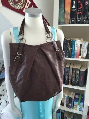 Roxy Tasche aus Lederimitat mit Henkeln