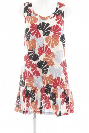 Roxy Pinafore dress floral pattern beach look