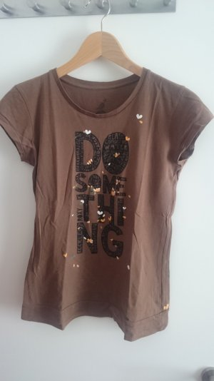 "Roxy tshirt ""Do something"""