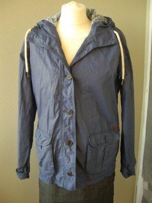 Roxy: Übergangsjacke / dünne Jacke, rauchblau (L)