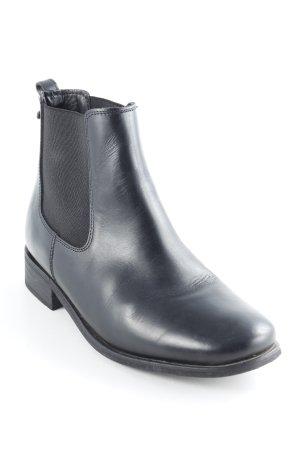 Roxy Chelsea Boots schwarz Glanz-Optik