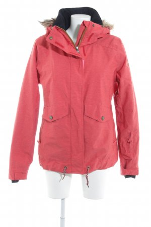 Roxy Winterjacke hellrot Casual-Look