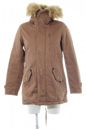 Roxy Wintermantel camel Casual-Look