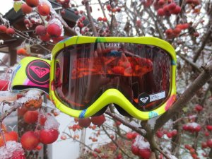 Roxy Glasses yellow-pink