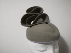 Chapeau en feutre gris clair