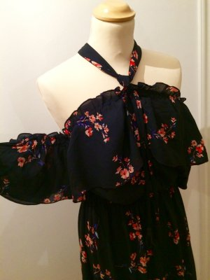 Babydoll-jurk veelkleurig Polyester
