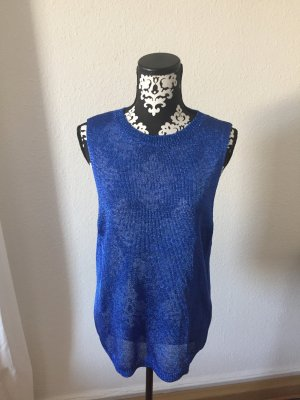 Royal blaues Longtop